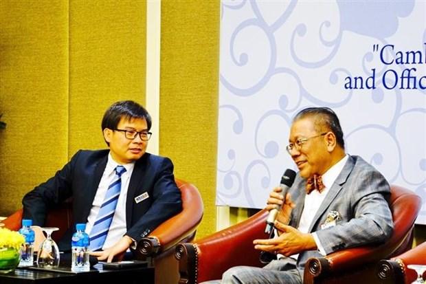 亚洲愿景研究院院长强万纳里: 越南有效推动RCEP协定的谈判进程 hinh anh 1
