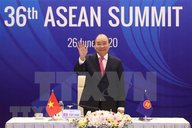 欧盟驻东盟大使高度评价第36届东盟峰会和欧盟与东盟关系 hinh anh 1