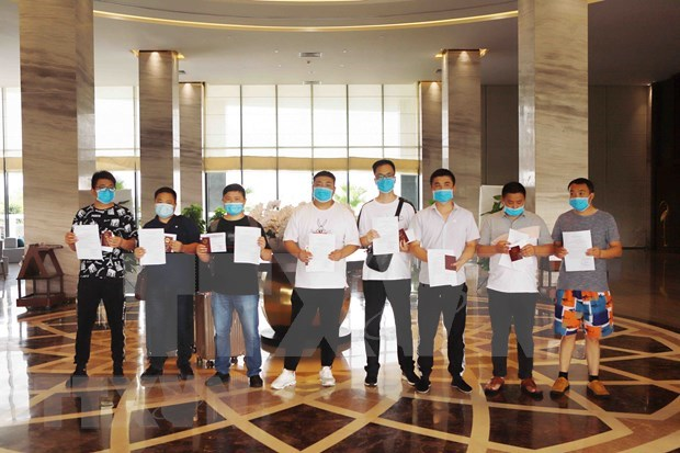 6月28日下午越南无新增新冠肺炎确诊病例 仍有15例阳性病例 hinh anh 1
