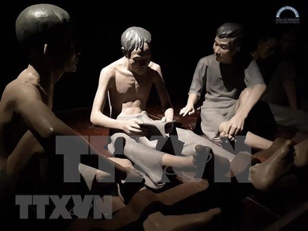 越南旅游:火炉监狱夜间体验活动将于7月24日启动 hinh anh 1