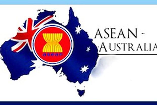 东盟和澳大利亚商讨疫情时期的合作 hinh anh 1