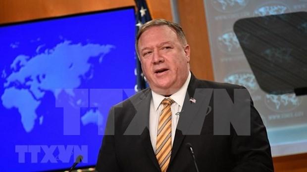 2020东盟轮值主席年:美国对第36届东盟峰会所发表的声明表示欢迎 hinh anh 1