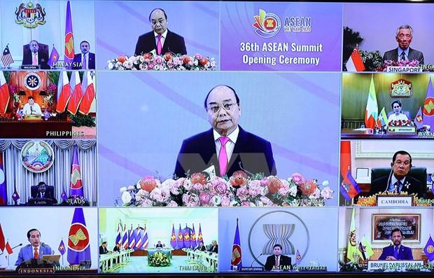 2020东盟轮值主席国年:越南的奉献精神与责任担当 hinh anh 1