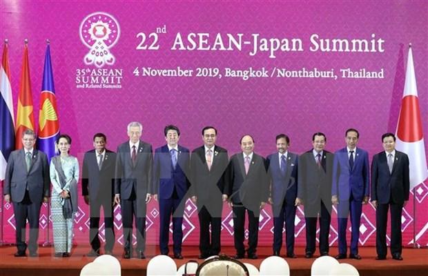 越南政府批准关于修正东盟-日本全面经济伙伴关系协定的第一份议定书 hinh anh 1