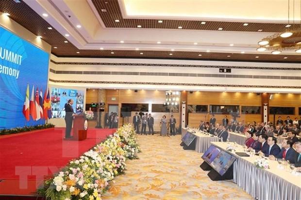 2020东盟轮值主席国年:越南的奉献精神与责任担当 hinh anh 2
