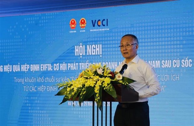 EVFTA—越南企业在新冠肺炎疫情后迎来的发展机会 hinh anh 2