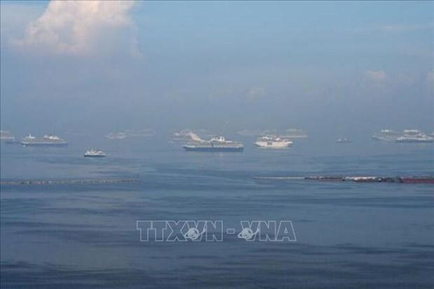 菲律宾渔船和中国货轮相撞 至少12菲人失踪 hinh anh 1