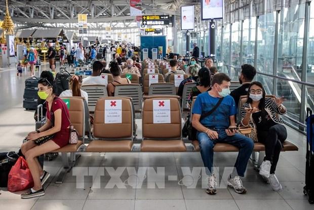 泰国自7月1日起取消国际航班禁令 hinh anh 1