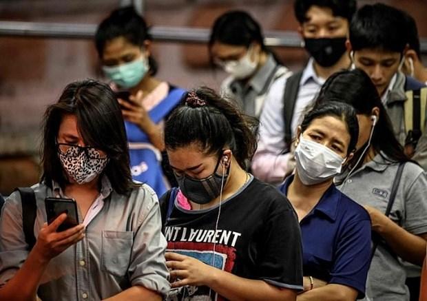 新冠肺炎疫情:泰国延长紧急状态一个月 印尼和菲律宾新增病例持续增加 hinh anh 1