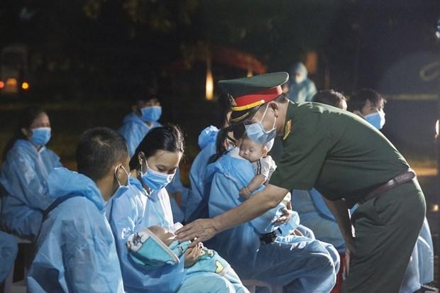 """新冠肺炎疫情:越南连续75天无新增本地确诊病例 一名患者治愈出院后""""复阳"""" hinh anh 1"""