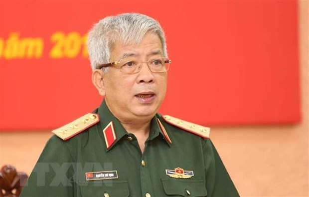 越南与美国互相交换联合国维和行动经验 hinh anh 1