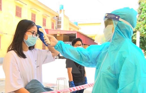 新冠肺炎疫情:越南新冠检测呈阳性反应病例只有11例 hinh anh 1