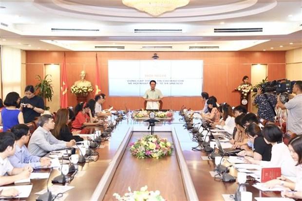 越南积极和负责任地参与联合国安理会各项工作 hinh anh 1