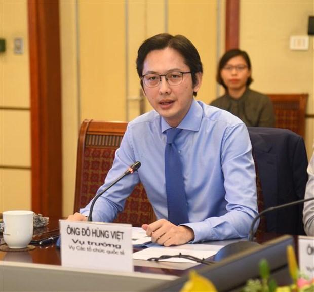 越南积极和负责任地参与联合国安理会各项工作 hinh anh 2