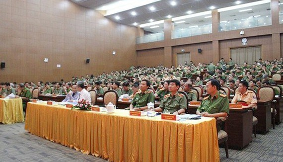 2020年上半年胡志明市侦破刑事案件1057起 打掉各类犯罪团伙362个 hinh anh 2
