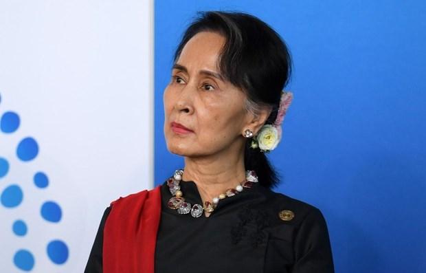 缅甸全国大选将于11月举行 hinh anh 1