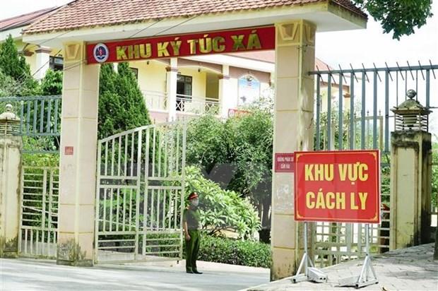 新冠肺炎疫情:绝不让新冠肺炎疫情在越南和柬埔寨的社区扩散蔓延 hinh anh 1