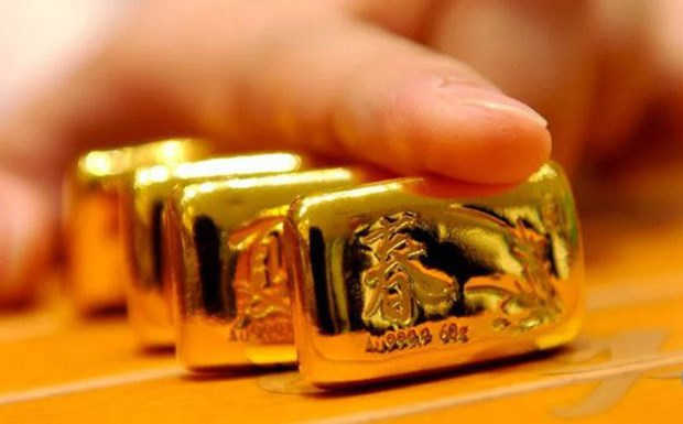 7月2日越南国内黄金价格下降30万越盾一两 hinh anh 1