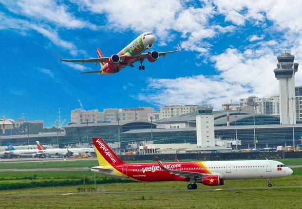 越捷航空推出200多万张五折机票让游客轻松出行尽情享受越南美景 hinh anh 2