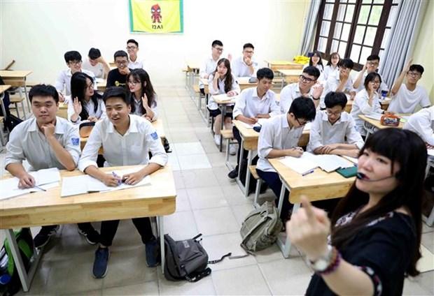 88万名考生报名参加2020年高中毕业考试 hinh anh 2
