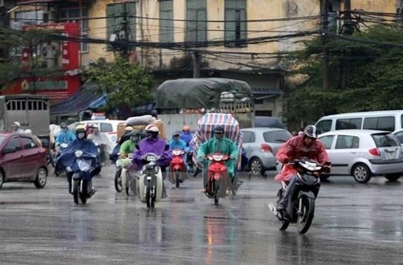 7月份全国降雨天气频发 月底可能有台风来袭 hinh anh 1