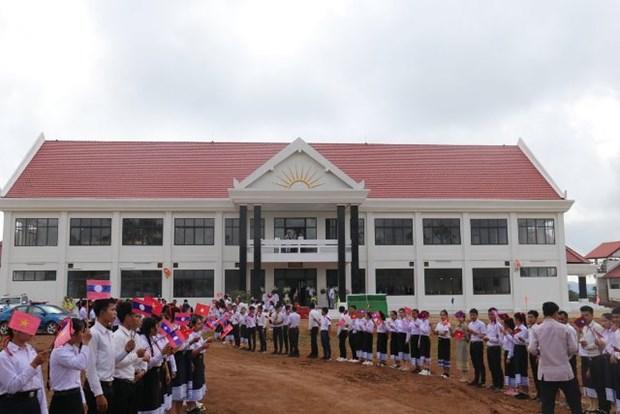 老挝高度评价越南为该国教育领域所提供的援助 hinh anh 1