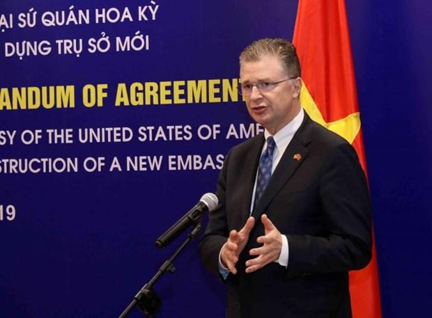 美国驻越大使:越南25年来取得了非凡的成就 hinh anh 1