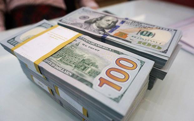 7月3日越盾对美元汇率中间价上调5越盾 人民币涨跌互现 hinh anh 1