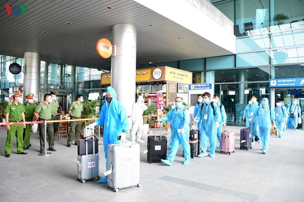 270名韩国专家到越南工作 hinh anh 1