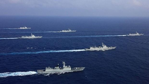 菲律宾:中国在东海演习引发地区紧张局势升级 hinh anh 2