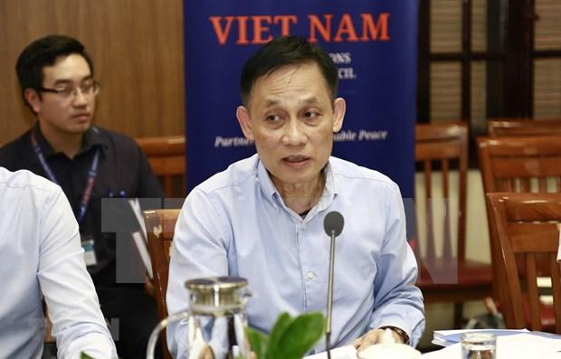 越南圆满完成联合国安理会非常任理事国上半年的任务 hinh anh 1