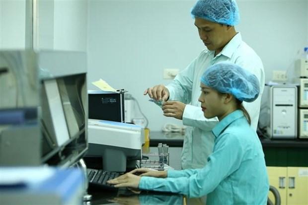 越南加快新冠肺炎疫苗的研制与生产进度 hinh anh 1