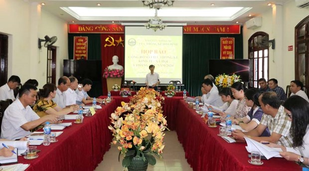 2020年上半年和平省GRDP增长率下降了6.51% hinh anh 1