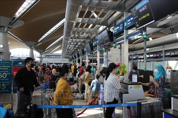 把在马来西亚的越南公民接回国 hinh anh 1