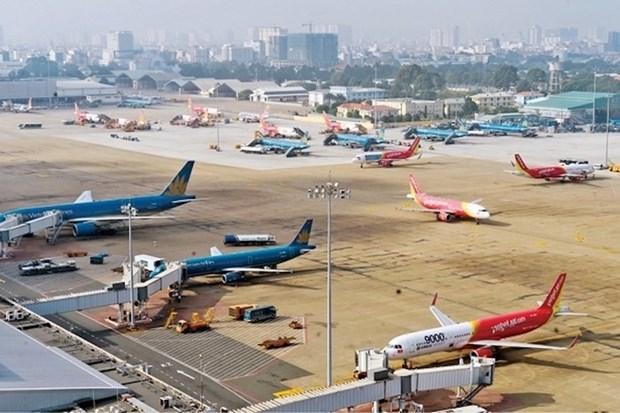 2020年越南航空港总公司力争营业总收入达逾11.3万亿越盾的目标 hinh anh 1