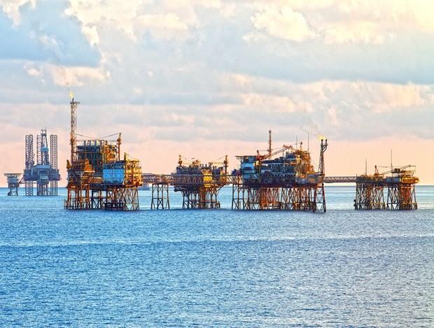 Vietsovpetro天然气产量远远超出既定目标 hinh anh 1