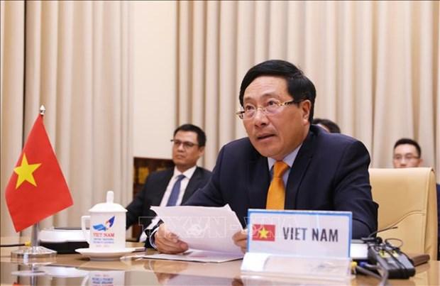 越南在联合国安理会积极主动发挥作用 hinh anh 1