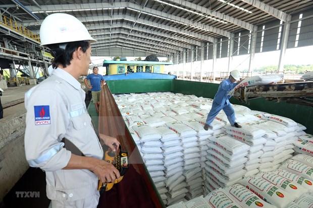 金瓯氮肥厂被列入低能耗工厂名单 hinh anh 1