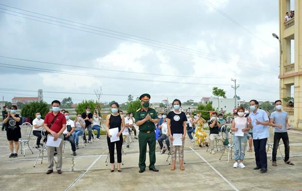 7月6日上午 越南新冠肺炎阳性病例仅剩8例 hinh anh 1