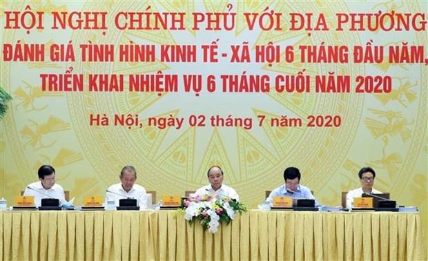 越通社评选一周要闻(2020.6.29-2020.7.5) hinh anh 2