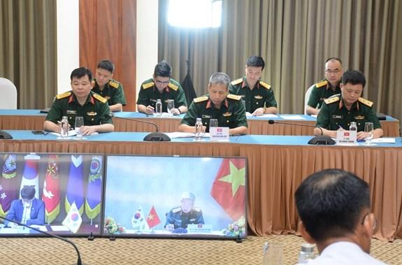 越南重视加强与韩国、印度的防务合作 hinh anh 2