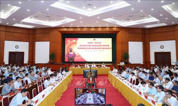 政府总理阮春福:财政部门需主动为经济发展贡献更多资源 hinh anh 3