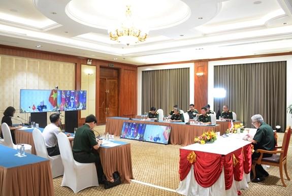 越南重视加强与韩国、印度的防务合作 hinh anh 3