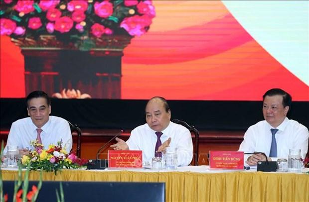 政府总理阮春福:财政部门需主动为经济发展贡献更多资源 hinh anh 2