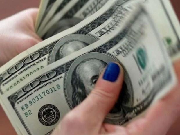 7月7日越盾对美元汇率中间价上调5越盾 hinh anh 1