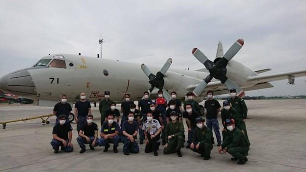 日本感谢越南协助维修其故障军机 hinh anh 1