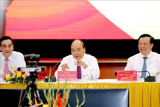 越南国家财政收入创7年来新低 hinh anh 1