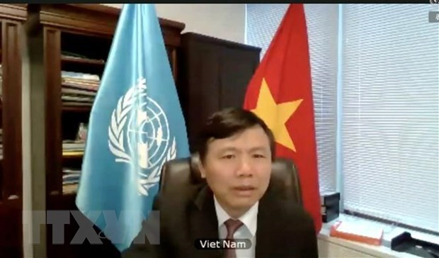 联合国安理会就和平行动与人权召开公开辩论会 hinh anh 1