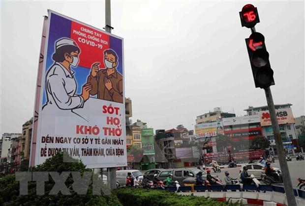 加拿大友人对越南政府的新冠肺炎疫情防控战略印象深刻 hinh anh 1