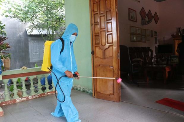 越南政府总理要求加强白喉病防控工作 hinh anh 1
